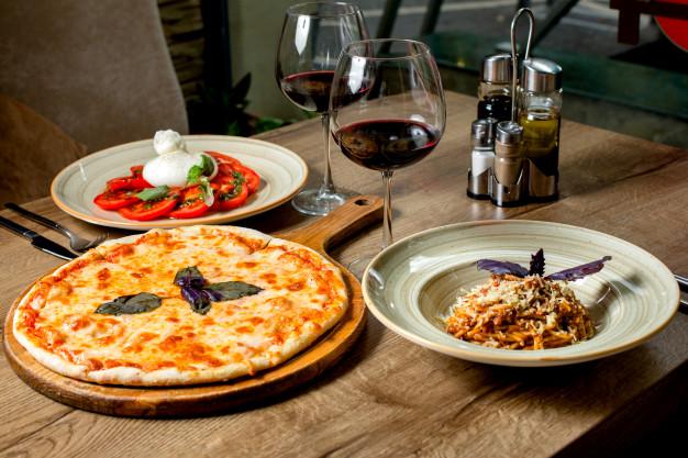 อาหารอิตาเลี่ยนเดลิเวอรี่ในกรุงเทพฯ
